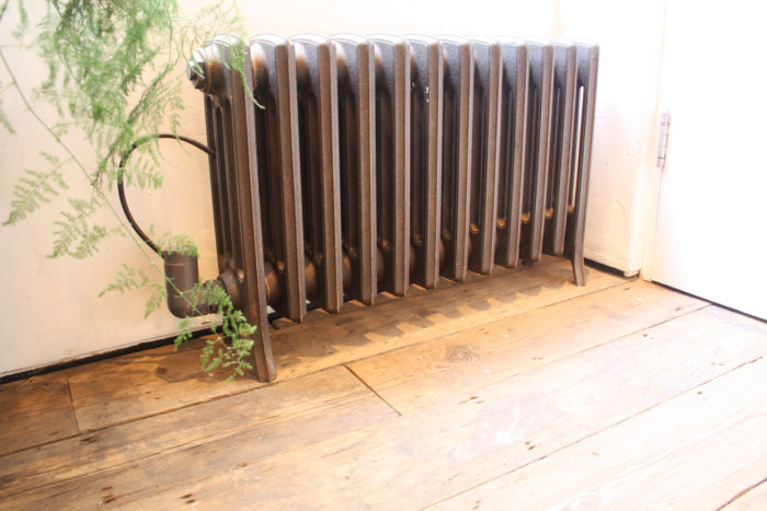 radiateur electrique colonne simple hudson reed radiateur. Black Bedroom Furniture Sets. Home Design Ideas